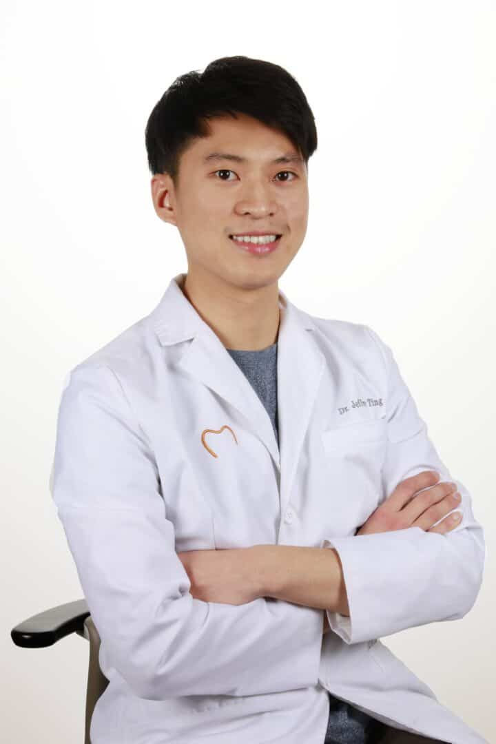 Jeffrey Ting dentist